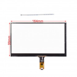 Capacitive GT911 Touch Screen 7 inch تاچ اسکرین خازنی