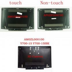 Lenovo Y700-15 Y700-15ISK قاب پشت و جلو ال سی دی لپ تاپ لنوو