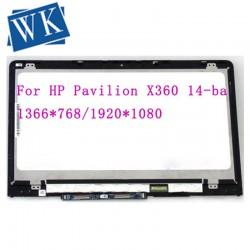 پنل ال سی دی لپ تاپ اسمبلی B140XTN02.E for HP 14-ba-series-B140xtn02.e-N140hce-eba