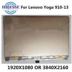 پنل ال سی دی لپ تاپ اسمبلی Yoga 910-13ISK Lenovo 80VF UHD