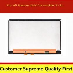 پنل ال سی دی لپ تاپ اسمبلی HP 15-Bl-Series 911082-001 NV156QUM-N72 X360