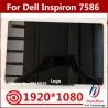 پنل ال سی دی لپ تاپ اسمبلی Inspiron Dell for 15 7586 Laptop