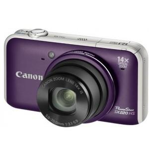 PowerShot SX220 HS دوربین کانن