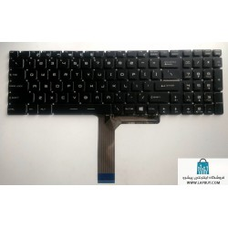 MSI GT62 کیبورد لپ تاپ ام اس آی