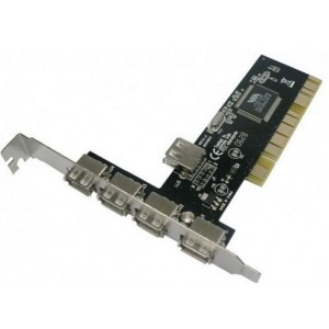 کارت PCI USB 2.0 - کامپیوتر