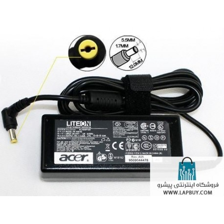 Acer 19V 3.42A Laptop Charger آداپتور برق شارژر لپ تاپ ایسر