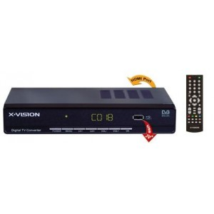 X.Vision XDVB-232 گیرنده دیجیتال