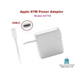 Apple 87W USB-C Power Adapter آداپتور برق شارژر اصلی لپ تاپ اپل