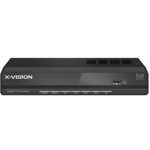 X.Vision XDVB-123 گیرنده دیجیتال