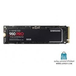 Samsung 980 PRO Internal SSD - 500GB حافظه اس اس دی سامسونگ