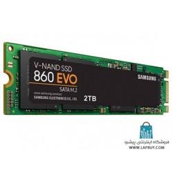 Samsung 860 Evo m.2 Internal SSD Drive - 2TB حافظه اس اس دی سامسونگ