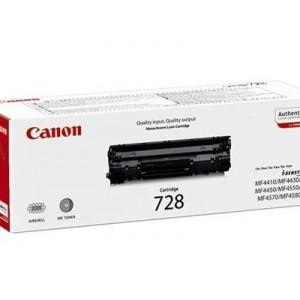 Canon 728 کارتریج طرح اورجینال