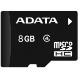 Adata microSDHc-8GB کارت حافظه