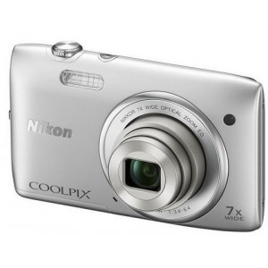 Coolpix S3400 دوربین دیجیتال نیکون