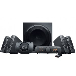 Logitech Z906 Surround Sound Speaker اسپیکر کامپیوتر