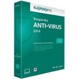 Kaspersky Anti-Virus 2014 آنتی ویروس اورجینال