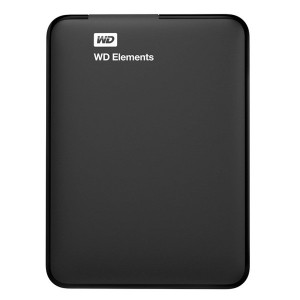 Western Digital Elements - 1TB هارد اکسترنال