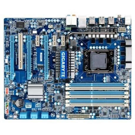 X58-USB3 مادربرد گیگابایت