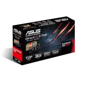ASUS R9 280-DC2-3GD5 کارت گرافیک