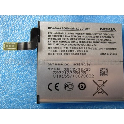 Nokia Lumia 625 باطری باتری اصلی گوشی موبایل نوکیا