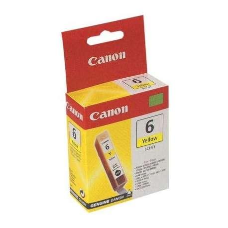 Canon BCI-6 Y کارتریج پرینتر کانن