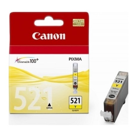 Canon CLI 521Y کارتریج