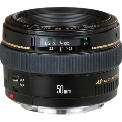 EF 50mm f/1.4 Normal لنز دوربین عکاسی کنان