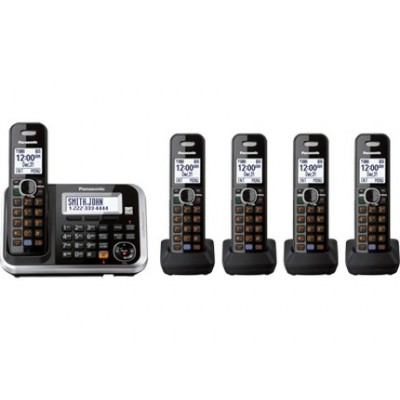 KX-TG6845B تلفن پاناسونیک