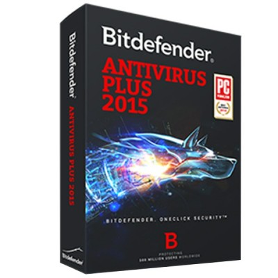 آنتی ویروس بیت دیفندر پلاس یک کاربره 2015