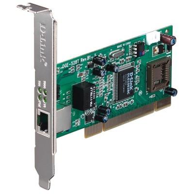 D-Link DGE-528T Copper Gigabit PCI Card کارت شبکه