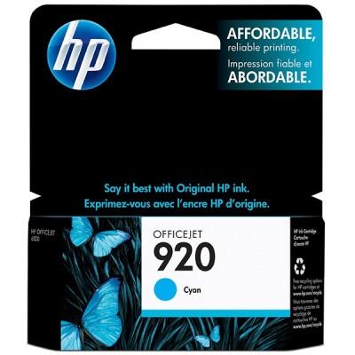 HP 920 Cyan Cartridge کارتریج پرینتر اچ پی