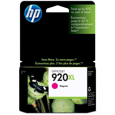 HP 920 Megenta Cartridge کارتریج پرینتر اچ پی