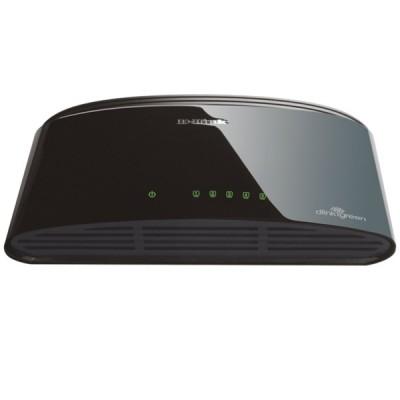 DES-1005D 5-Port Fast Ethernet Unmanaged سوییچ دی لینک
