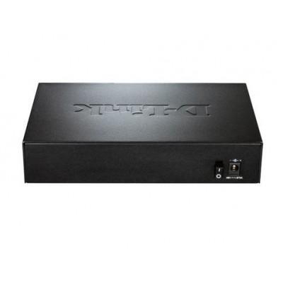DES-1210-08P 8-Port Fast Ethernet سوییچ دی لینک
