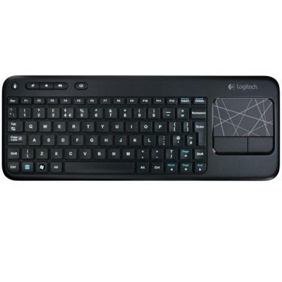 K400 Wireless Keyboard with Touchpad کیبورد بیسیم لاجیتک