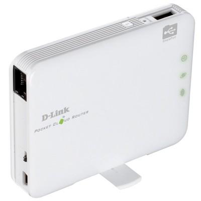 DIR-506L Pocket Cloud Wireless روتر بیسیم دی لینک