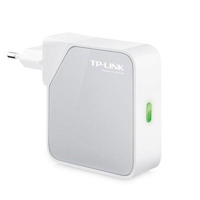 TL-WR710N Wi-Fi Pocket Router روتر بیسیم تی پی لینک