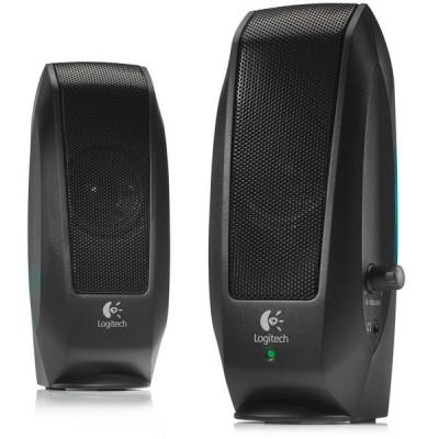 Logitech S120 Multimedia Speaker اسپیکر کامپیوتر