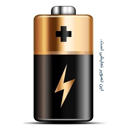 Dell Latitude CPX 6 Cell Battery باطری باتری لپ تاپ دل