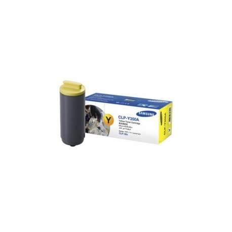 CLP-Y350A Compatible Yellow کارتریج سامسونگ