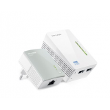 TP-LINK TL-WPA4220KIT 300Mbps AV500 مبدل شبکه