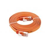 D-Link NCB-5EUORGF1-3 3M Category 5E UTP Flat Patch Cord کابل شبکه