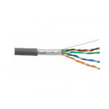 D-Link NCB-C6SGRYR-305-24 Cat 6 24AWG FTP Network Cable Roll - 305M کابل شبکه