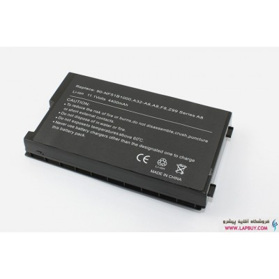 ASUS A32-F8 باطری باتری لپ تاپ ایسوس
