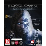 Shadow of Mordor: Game of the Year Edition PS4 Game بازی مخصوص پلی استیشن 4