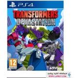 Transformers Devastation PS4 Game بازی مخصوص پلی استیشن 4