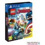 Lego Marvel Avengers PS4 Game بازی مخصوص پلی استیشن 4