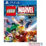 Lego Marvel Super Heroes PS4 Game بازی مخصوص پلی استیشن 4