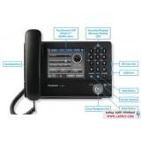 Panasonic KX-NT400 تلفن تحت شبکه پاناسونیک