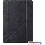 Ozaki Ocoat Travel Rome Flip Cover For Apple iPad mini 4 کیف کلاسوری اوزاکی آی پد مینی